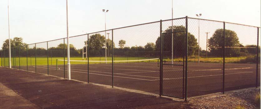 Tennis Court System